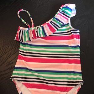 Gymboree swimsuit, one piece, sz M (7-8)